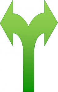 10 - Flèche verte colloque