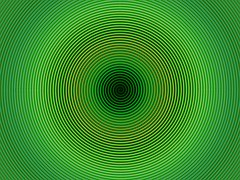cercle vert bon sens